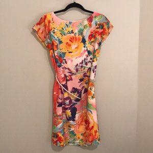 Antonio Melani Floral Dress